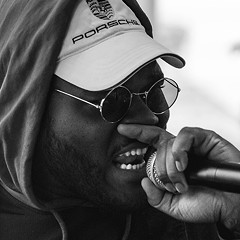 Music sounds like it comes easy to Chicago rapper Solo Sam on Itis