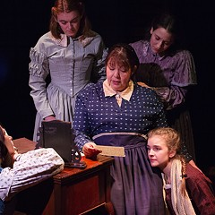 Little Women the Musical is an absolute delight