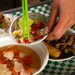 Buncha Hanoi is an ambassador for a once obscure regional dish