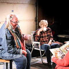 Herland follows three women as they age into their glory days