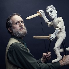For 30 years, puppeteer Blair Thomas has been creating visual spectacle on and off Chicago's stages