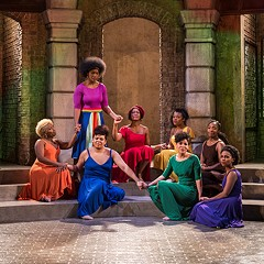 After 40 years, Ntozake Shange's choreopoem for colored girls remains a stunner