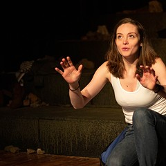 My Name is Rachel Corrie shows that tragic source material doesn't make great drama