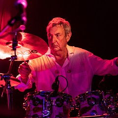 Pink Floyd drummer Nick Mason serves up the band's deep cuts with Saucerful of Secrets