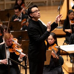 Ken-David Masur is the new principal conductor of the Civic Orchestra of Chicago