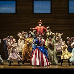 The Music Man offers a musical conundrum at the Goodman