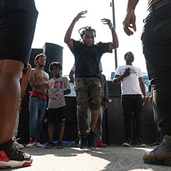 Photos from DJ Clent's Beatdown House Litnic