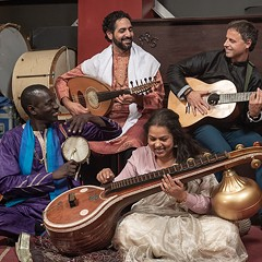 Surabhi Ensemble connects Chicago's global music community to far corners of the world