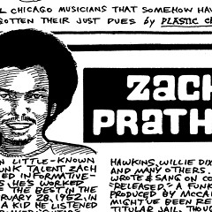 Little-known Chicago blues-rock wizard Zach Prather has found his crowd in Europe