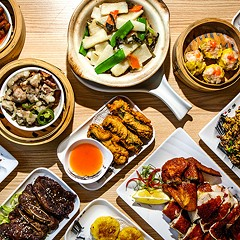 Dim sum and win some at Lincoln Park's D Cuisine