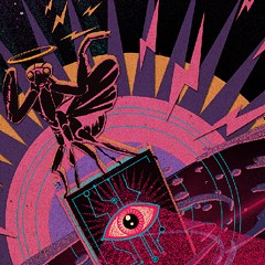 Obey the holy space mantis on the gig poster of the week