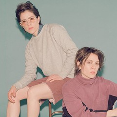 Tegan and Sara mine the past for Hey, I'm Just Like You