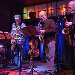 Esteemed saxophone quartet Rova celebrates more than four decades of music and growth