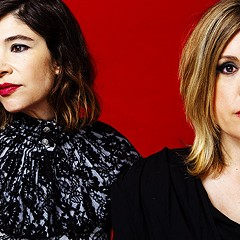 Sleater-Kinney explore new sonic directions, but their core remains the same on The Center Won't Hold
