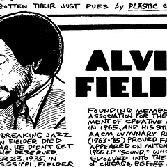 Remembering drummer, pharmacist, activist, and seeker Alvin Fielder