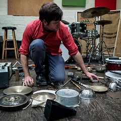 Drummer Tim Daisy hits a hot streak with his record label