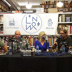 A live recording of Eye 94 at Pilsen Community Books.