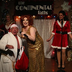 Bette: Xmas at the Continental Baths