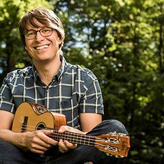 Indie children's musician Justin Roberts reflects on his newfound fatherhood on Wild Life