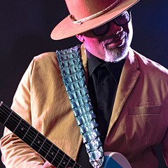 Local bluesman Toronzo Cannon is one of Chicago's finest string-bending storytellers
