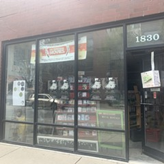 Odd Obsession's final storefront