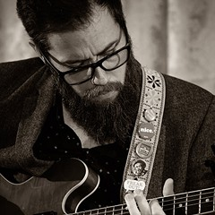 Jazz guitarist Dave Miller drops an album of brainy feel-good grooves