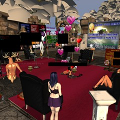 Cybersex and sex work in Second Life