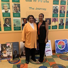 Peggy Montes and her daughter Pia opened the Bronzeville Children's Museum in 1998.