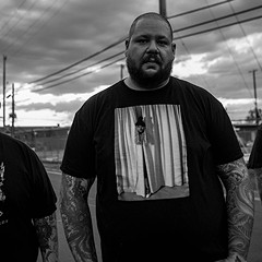 Metal trio Primitive Man connect the dark side of humanity with individual struggle on Immersion