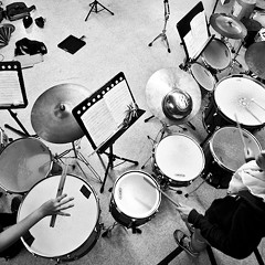 Secret Drum Band build their beats as an act of collective strength