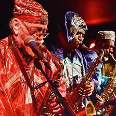 With Swirling, the Sun Ra Arkestra wills a better world into existence