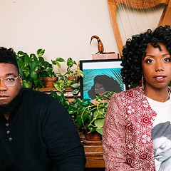 Dezron Douglas and Brandee Younger address cultural issues from lockdown on Force Majeure