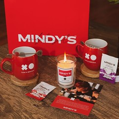 Enter for a chance to win a Mindy's Prize Pack
