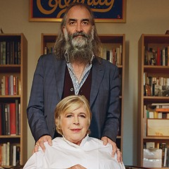 Marianne Faithfull and Warren Ellis set poetry to music on She Walks in Beauty