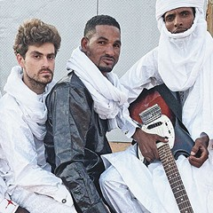 Mdou Moctar plays the world's greatest anti-imperialist desert psychedelic guitar