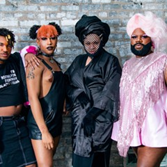 Creating space for trans and nonbinary POC