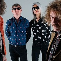 Australian garage-punk luminaries the Scientists keep the scuzz rock going strong on Negativity