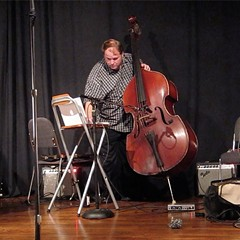 An improvised-music summit offers contrasting experiences of community and austerity