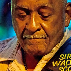 Source One Band honor their late guitarist Sir Walter Scott with a bustling soul-blues party