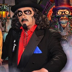 Check out Svengoolie at Flashback Weekend Chicago Horror Con—if you're not too chicken.