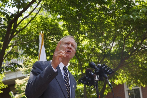 The Trib thinks Governor Rauner is so dreamy.