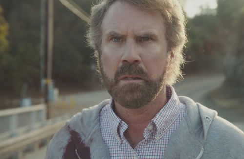 Will Ferrell is (mostly) dead serious in A Deadly Adoption.