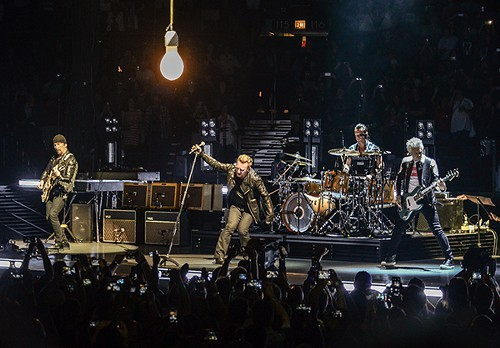 See U2 bring some Songs of Innocence to the United Center | Bleader