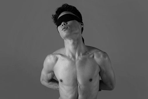 """I've masturbated for years about dehumanization. Being in bondage, hooded, and gagged—not a person anymore, faceless, nude, on display, completely helpless. (Just typing that sentence made me hard.)"""