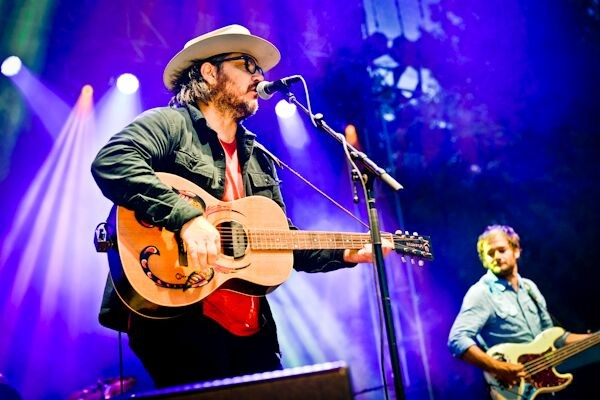 Wilco has the most Pitchfork reviews of any other 2015 festival artist and an average rating of 7.3. - ALISON GREEN
