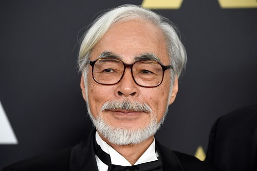 Hayao Miyazaki enters the third dimension