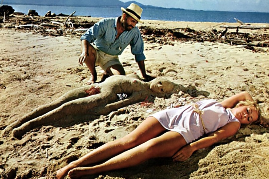 See Michael Powell's 1969 film Age of Consent at Music Box on September 19 and 20.