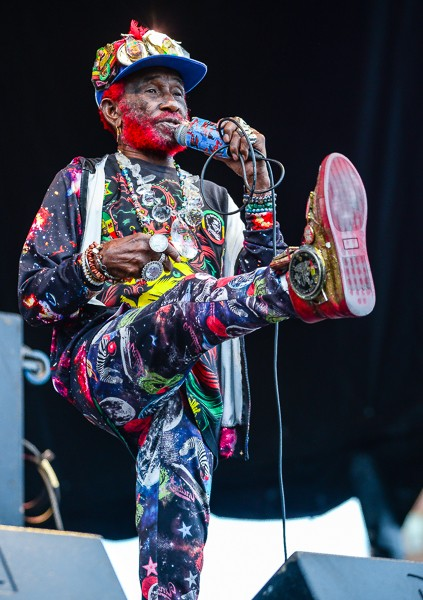 "Would you begrudge Lee ""Scratch"" Perry a wait? - BOBBY TALAMINE"