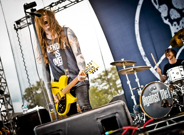 Against Me! - ALISON GREEN
