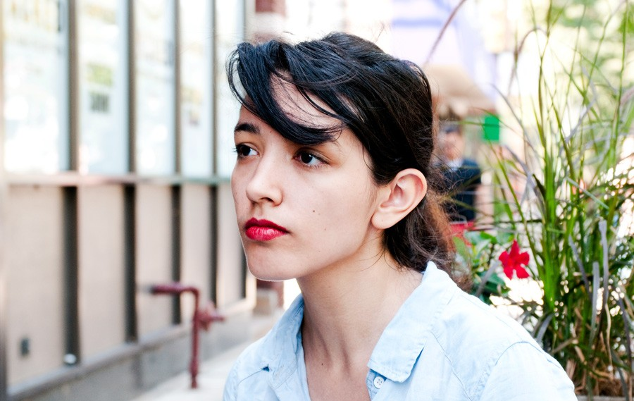 University of Chicago student Olivia Ortiz. She was part of a group of survivors and activists who pushed the university to change its policies about sexual assault. - ANDREA BAUER